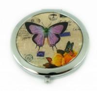 Zrcátko fialový motýl 8027-3 8027-3